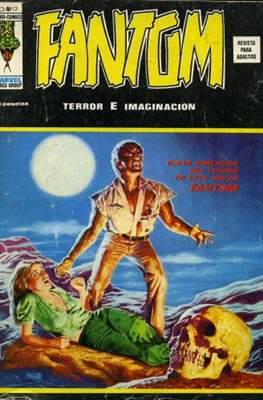Fantom Vol. 2 (1974-1975) (Grapa) #12