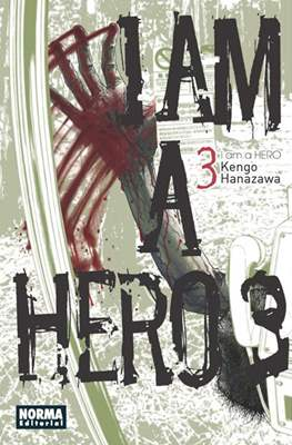 I Am a Hero #3