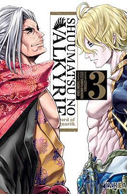 Shuumatsu no Valkyrie: Record of Ragnarök (Rústica) #3