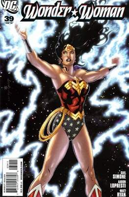 Wonder Woman Vol. 3 (2006-2011) (Comic Book) #39