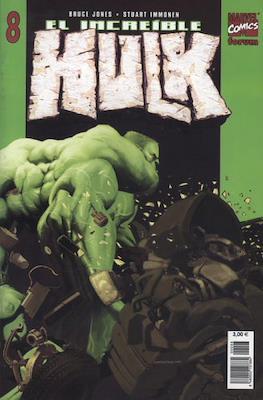 El Increíble Hulk vol. 2 (2003-2004) (Grapa 48 pp) #8