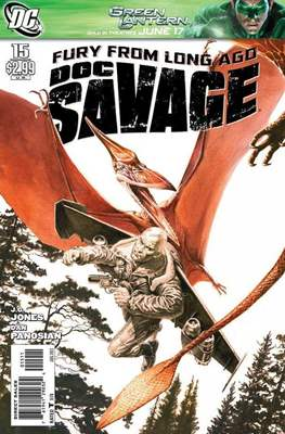 First Wave: Doc Savage (Grapa) #15