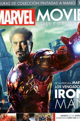 Marvel Movie Collection (Grapa) #1
