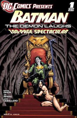 DC Comics Presents: Batman - The Demon Laughs