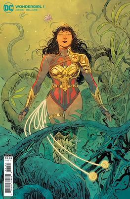 Wonder Girl (2021- Variant Cover)