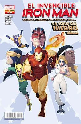 El Invencible Iron Man Vol. 2 (2011-) (Grapa - Rústica) #99