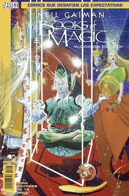 The Books of Magic (Grapa) #4