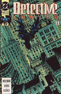 Detective Comics Vol. 1 (1937-2011; 2016-) (Comic Book) #626