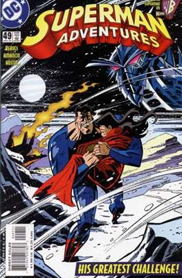 Superman Adventures (Comic-book) #49