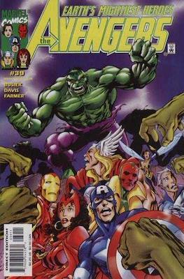 The Avengers Vol. 3 (1998-2004) (Comic-Book) #39