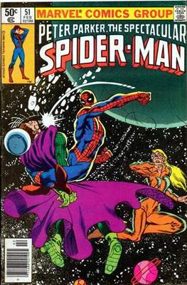 The Spectacular Spider-Man Vol. 1 (Comic Book) #51