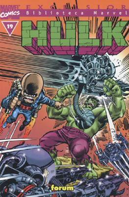 Biblioteca Marvel: Hulk (2004-2006) (Rústica 160 pp) #19