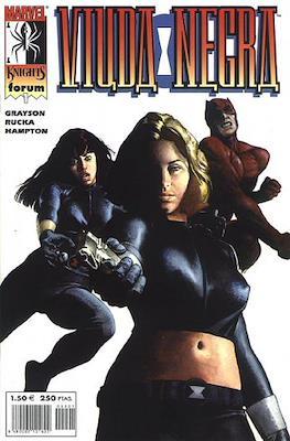Viuda Negra Vol. 2 (2001-2002). Marvel Knights #1