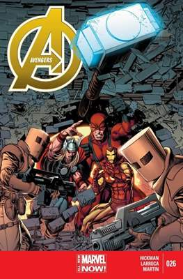 The Avengers Vol. 5 (2013-2015) (Digital) #26