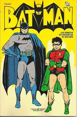 Batman: Las 100 primeras historietas de colección (Rústica) #5