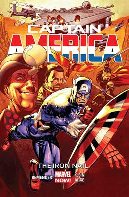 Captain America Vol. 7 (2013-2014) (Hardcover 136 pp) #4