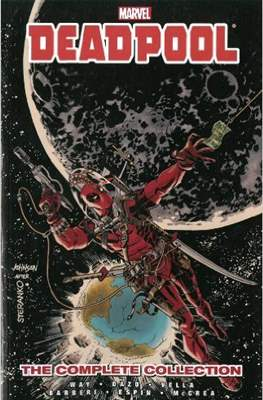 Deadpool by Daniel Way: The Complete Collection (Softcover) #3