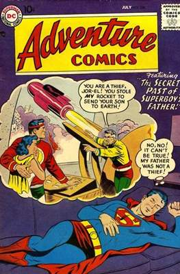 New Comics / New Adventure Comics / Adventure Comics (1935-1983 ; 2009-2011) #238
