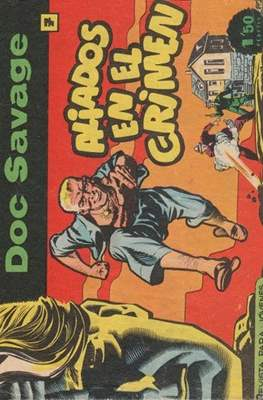 Doc Savage (Grapa (1961)) #7