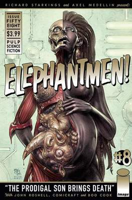 Elephantmen (Grapa) #58