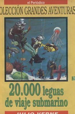 Colección Grandes Aventuras (Grapa) #16