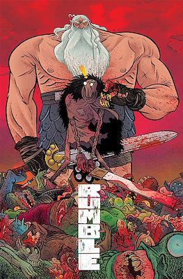 Rumble Vol. 2 (2017- Variant Cover) (Comic Book) #17.1