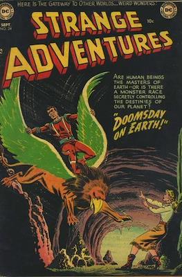 Strange Adventures (Comic Book) #24