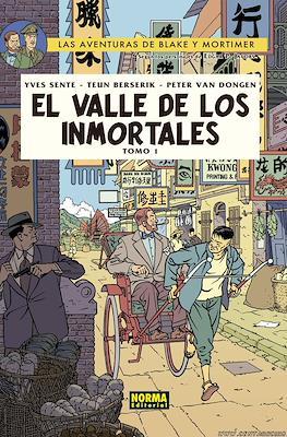 Las aventuras de Blake y Mortimer (Cartoné) #25