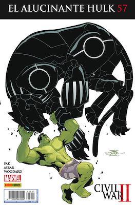El Increíble Hulk Vol. 2 / Indestructible Hulk / El Alucinante Hulk / El Inmortal Hulk (2012-) (Comic Book) #57