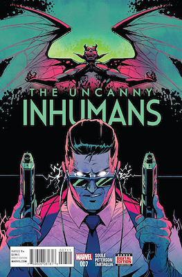 The Uncanny Inhumans Vol. 1 (2015-2017) (Comic-book) #7