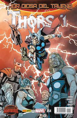 Thor / El Poderoso Thor / Thor - Dios del Trueno / Thor - Diosa del Trueno / El Indigno Thor (2011-) (Grapa) #54