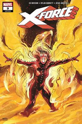 X-Force Vol. 5 (2018- ) (Comic Book) #9