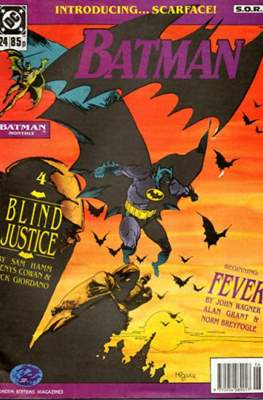 Batman Monthly (Comic Book) #24
