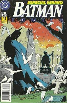 Batman (1987-1993). Especiales (Grapa) #3