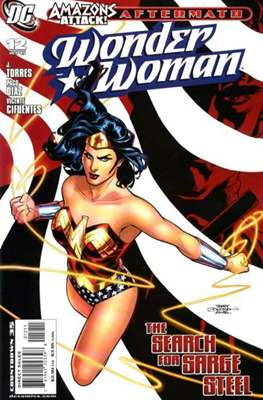 Wonder Woman Vol. 3 (2006-2011) (Comic Book) #12