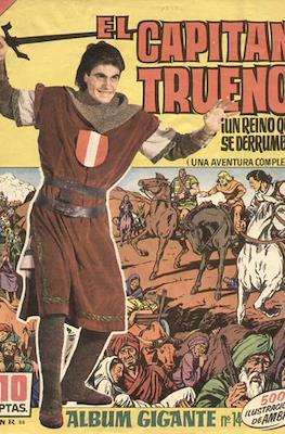 El Capitán Trueno. Album gigante (Grapa 32 pp) #14