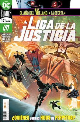 Liga de la Justicia. Nuevo Universo DC / Renacimiento (Grapa) #95/17