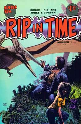 Rip in time #1