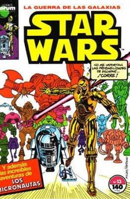 La guerra de las galaxias. Star Wars (Grapa, 32 páginas (1985)) #13