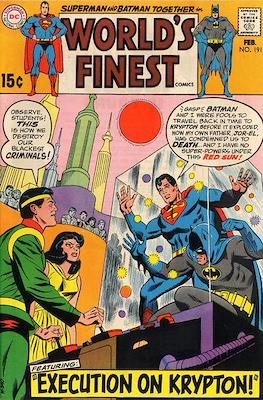 World's Finest Comics (1941-1986) (Grapa) #191