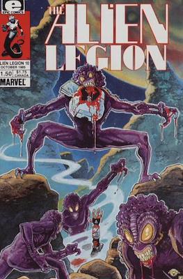 Alien Legion Vol 1 #10