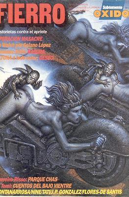 Fierro (Grapa (1984-1992) Primera época) #37