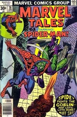 Marvel Tales (Comic Book) #78