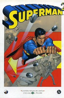 Grandes héroes del cómic (Rústica) #12