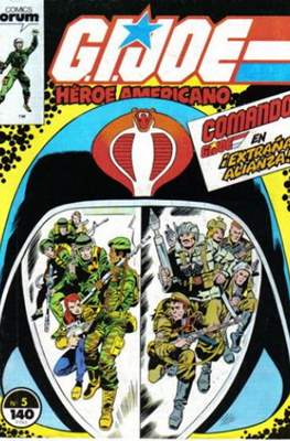 Comando G.I.Joe (Grapa 32 pp) #5