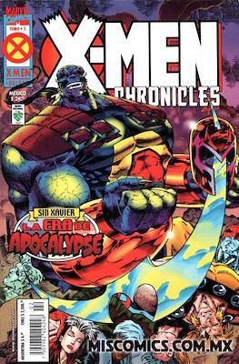 X-Men Chronicles (Grapa) #2