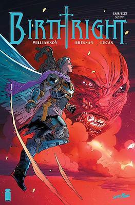 Birthright (Comic-book) #23