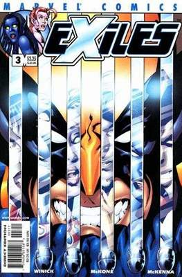 Exiles Vol. 1 (2001-2008) (Comic Book) #3