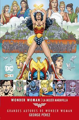 Grandes Autores de Wonder Woman: George Pérez (Cartoné 368 pp) #1
