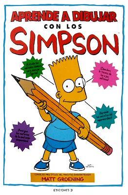 Aprende a dibujar con Los Simpson